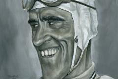 Tazio Nuvolari Portrait
