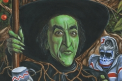 Portrait of Wickedness