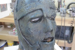 Man in the Iron Mask finished prototype mask