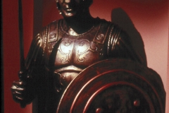 "The Centurion Statue from ""The Wishmaster"""