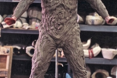 Jason Vorhees Body Suit Sculpture