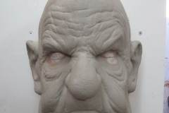 Grumpy Old Man Mask